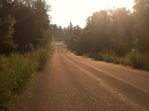 the elusive morning run